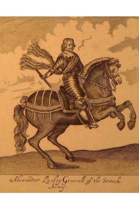 E16 & E17. Alexander Leslie of Auchintoul
