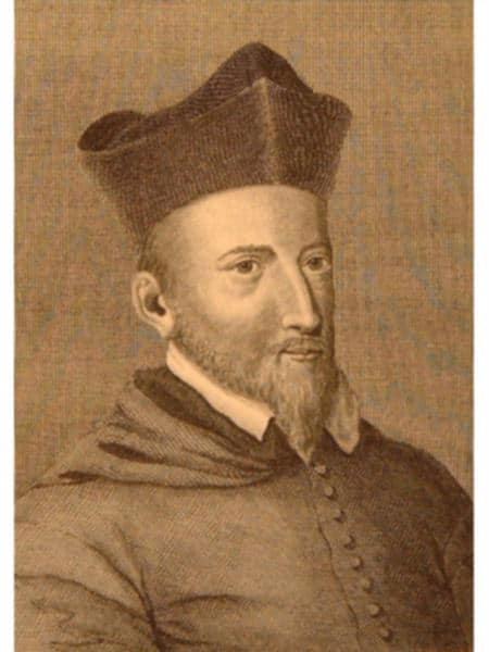 E13. John Leslie, Bishop of Ross.