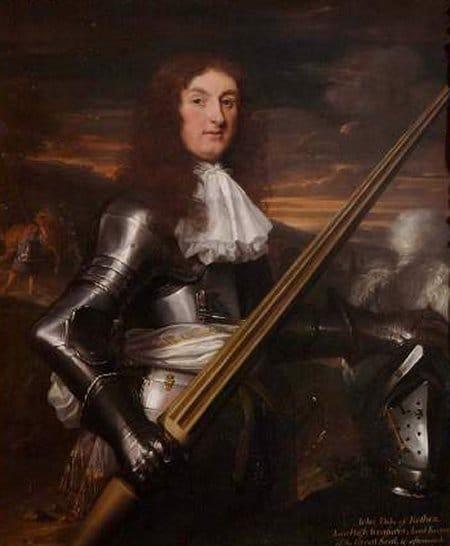 P5: John,  7th Earl & Duke of Rothes (c.1630 – 1681)