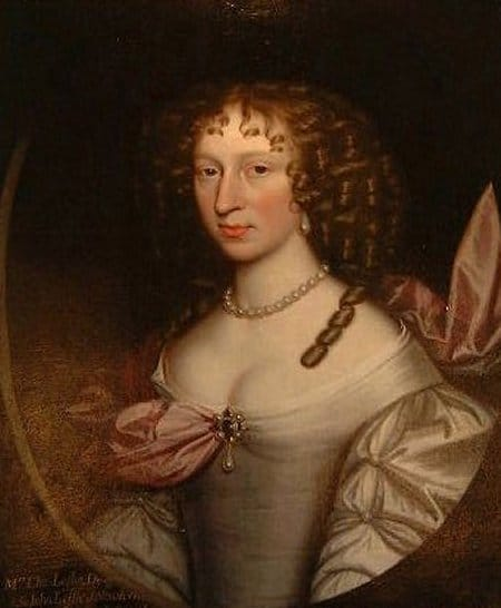 P4:  Anne Lindsay, Duchess of Rothes