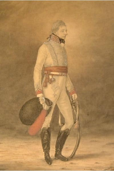 P3: George,13th  Earl of Rothes (1768-1817)