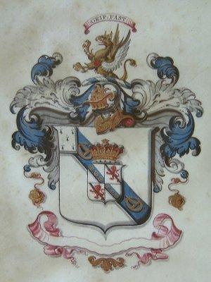 B5. Royal License 1817.