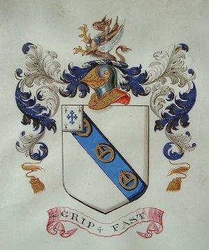 B7. Royal License 1886.