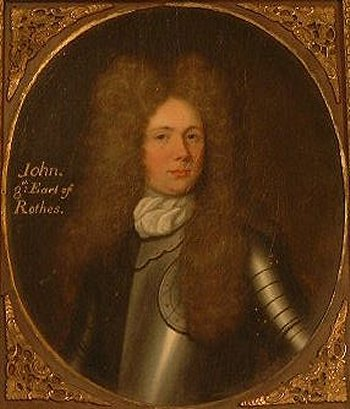 P19: John, 8th Earl of Rothes (1675-1722)