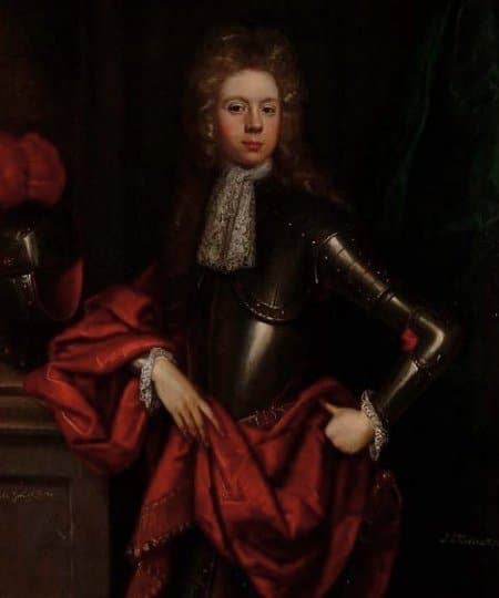 P27: John, 9th Earl of  Rothes