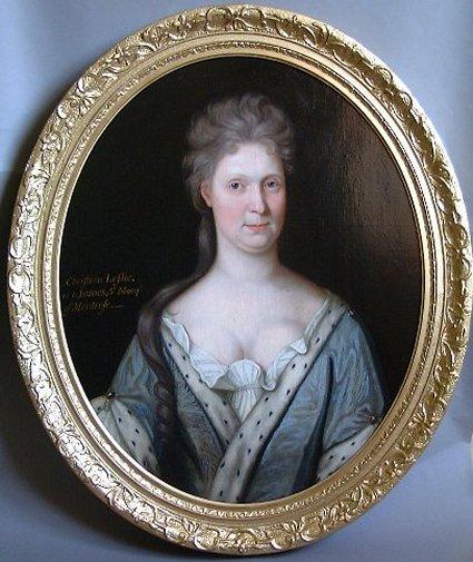 P62. Lady Christian Leslie, Marchioness of Montrose