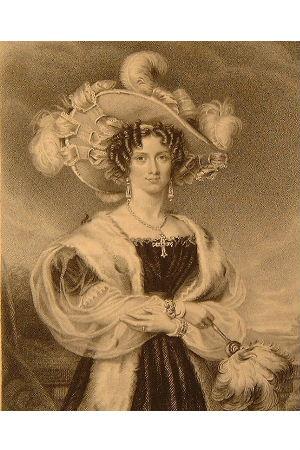 E25. Lady Elizabeth Leslie.