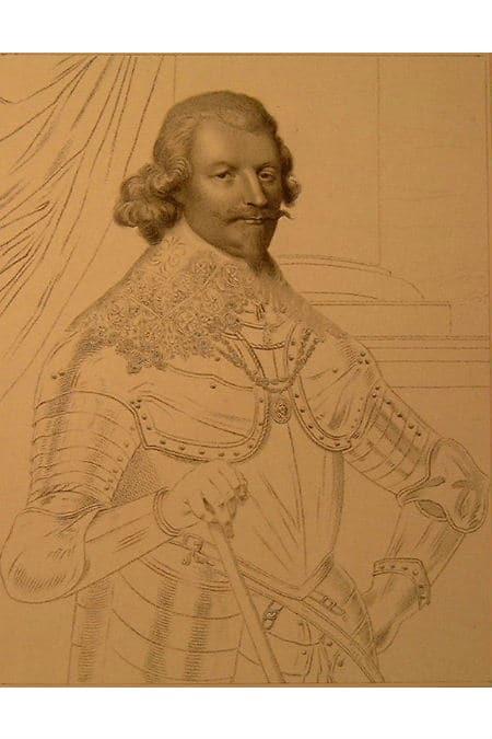 E8 & E14.  Alexander, Earl of Leven.