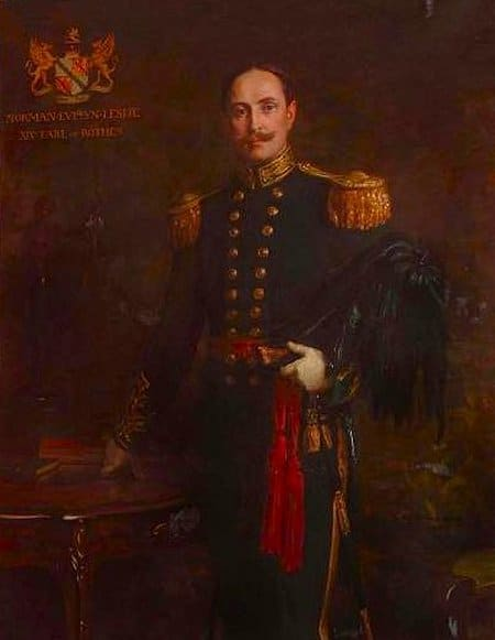 P16: Norman Evelyn, 19th Earl of Rothes (1877-1927)