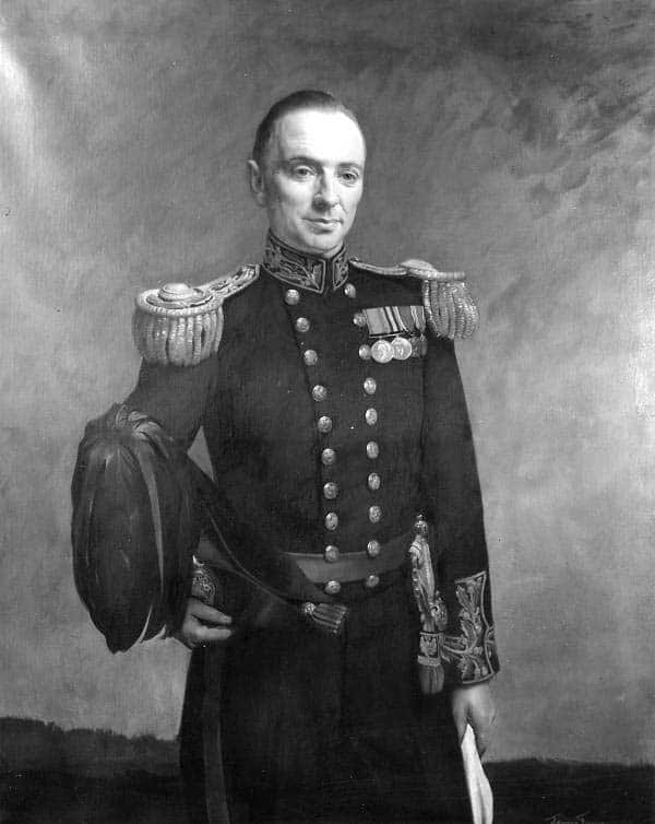 P25: Malcolm, 20th Earl of Rothes (1902-1975)
