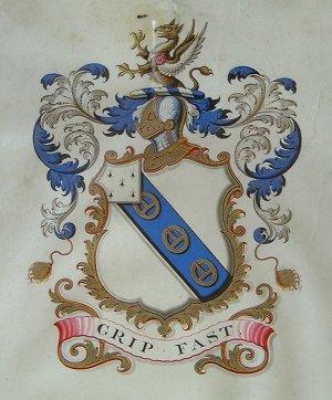 B6. Royal License 1862.
